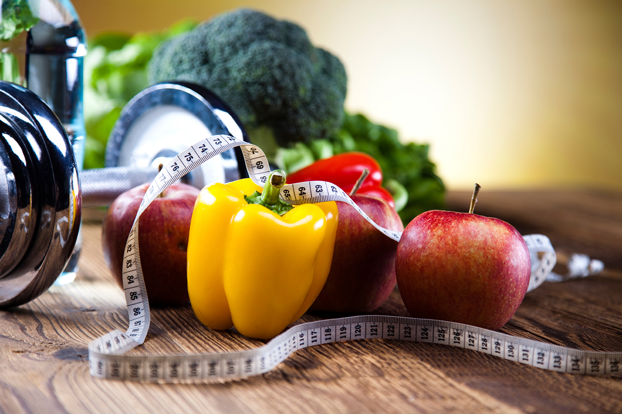 Proactive Eating with Vegetables green and colour carbohydrates